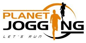 logo planetjogging