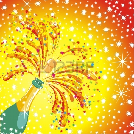16468240-champagne-celebration-bouteille-de-champagne-ouverte